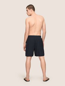 ARMANI EXCHANGE TAB WAIST SEERSUCKER SHORTS Short Man e