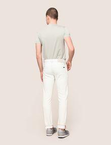 ARMANI EXCHANGE INDIGO BLEACHED SKINNY JEAN Skinny jeans Man e