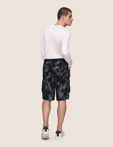 ARMANI EXCHANGE TROPICAL FLORAL CARGO SHORT Short Man e