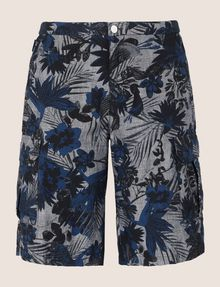 ARMANI EXCHANGE TROPICAL FLORAL CARGO SHORT Short Man r