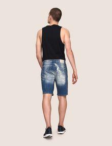 ARMANI EXCHANGE デニムショートパンツ ショートパンツ メンズ e