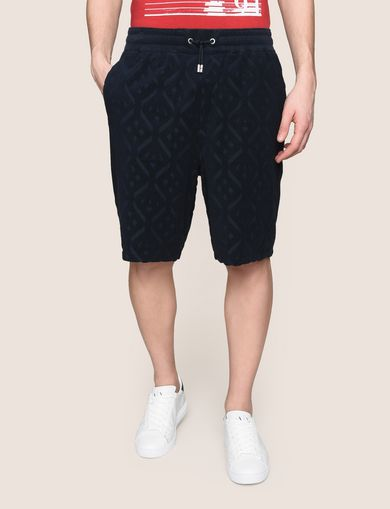 DIAMOND LOGO TERRY SHORT