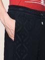 ARMANI EXCHANGE DIAMOND LOGO TERRY SHORT Fleece Short Man b