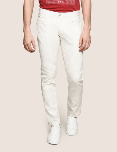 ARMANI EXCHANGE SLIM FIT JEANS Man F