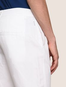 ARMANI EXCHANGE TAILORED LINEN BLEND PANTS Dress Pant Man b