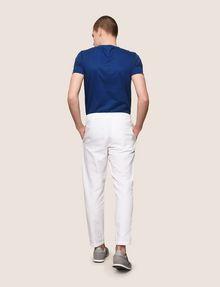 ARMANI EXCHANGE TAILORED LINEN BLEND PANTS Dress Pant Man e