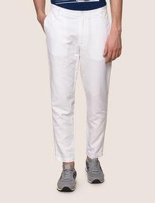 ARMANI EXCHANGE TAILORED LINEN BLEND PANTS Dress Pant Man f