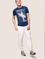 ARMANI EXCHANGE TAILORED LINEN BLEND PANTS Dress Pant Man a