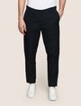 ARMANI EXCHANGE TAILORED LINEN BLEND PANTS Dress Pant Man f