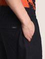 ARMANI EXCHANGE ELASTIC WAIST LINEN BLEND SHORT Shorts Man b