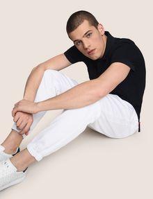 ARMANI EXCHANGE ELASTIC WAIST COTTON JOGGER Fleece Pant Man a