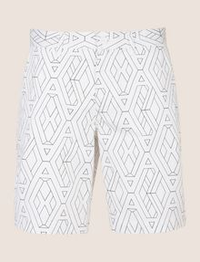 ARMANI EXCHANGE PRINTED CHINO SHORTS Chino Short Man r