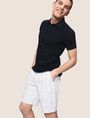 ARMANI EXCHANGE PRINTED CHINO SHORTS Chino Short Man a
