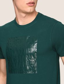 ARMANI EXCHANGE Logo T-shirt Man b