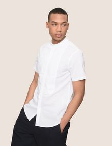 ARMANI EXCHANGE Plain Shirt Man a