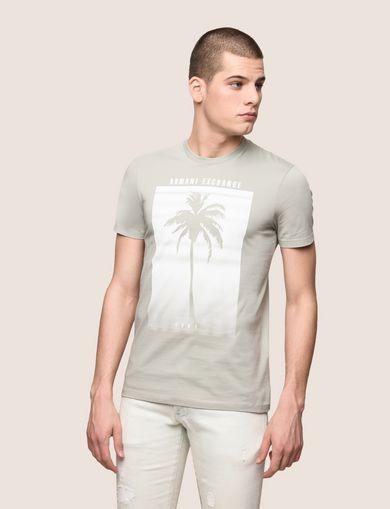 ARMANI EXCHANGE Camiseta gráfica Hombre F