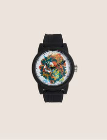 ARMANI EXCHANGE AX STREET ART SERIES ALEX LEHOURS WATCH Watch Man f