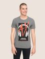 ARMANI EXCHANGE HEADPHONE LOGO GRAPHIC TEE Graphic T-shirt Man f
