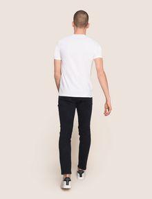 ARMANI EXCHANGE Vネック ロゴTシャツ ロゴTシャツ メンズ e