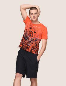 ARMANI EXCHANGE グラフィックプリント Tシャツ グラフィックTシャツ メンズ a