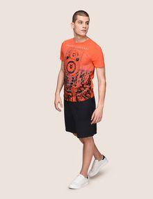 ARMANI EXCHANGE グラフィックプリント Tシャツ グラフィックTシャツ メンズ d