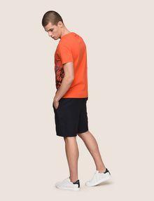 ARMANI EXCHANGE グラフィックプリント Tシャツ グラフィックTシャツ メンズ e