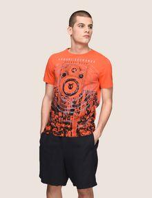 ARMANI EXCHANGE グラフィックプリント Tシャツ グラフィックTシャツ メンズ f