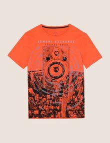 ARMANI EXCHANGE グラフィックプリント Tシャツ グラフィックTシャツ メンズ r