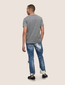 ARMANI EXCHANGE STEREO LOGO GRAPHIC TEE Graphic T-shirt [*** pickupInStoreShippingNotGuaranteed_info ***] e