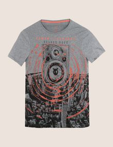 ARMANI EXCHANGE STEREO LOGO GRAPHIC TEE Graphic T-shirt Man r