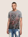 ARMANI EXCHANGE STEREO LOGO GRAPHIC TEE Graphic T-shirt Man f