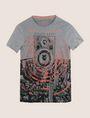 ARMANI EXCHANGE STEREO LOGO GRAPHIC TEE Graphic T-shirt [*** pickupInStoreShippingNotGuaranteed_info ***] r