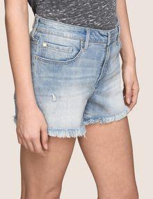 ARMANI EXCHANGE Denim-Shorts Damen b