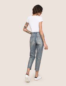 ARMANI EXCHANGE Boyfriend Denim Woman e
