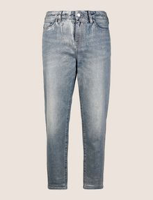 ARMANI EXCHANGE Boyfriend Denim Woman r