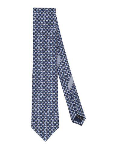 Cravatta Blu scuro uomo SALVATORE FERRAGAMO Cravatta uomo