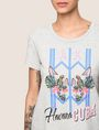 ARMANI EXCHANGE Graphic T-shirt Woman b