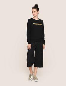 ARMANI EXCHANGE Top de lana Mujer d