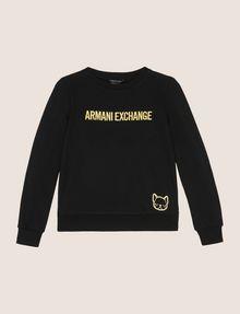 ARMANI EXCHANGE Top de lana Mujer r