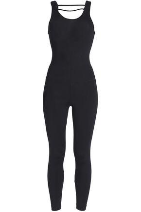 KORAL Open-back stretch bodysuit