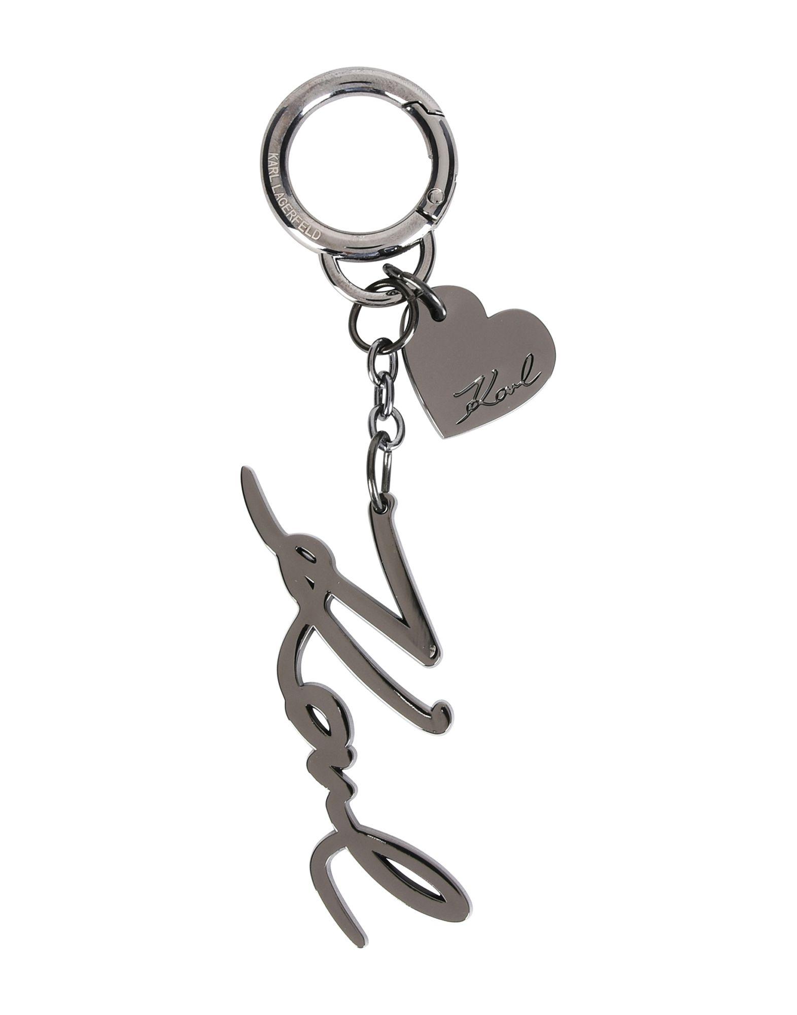 KARL LAGERFELD Брелок для ключей love moschino брелок для ключей