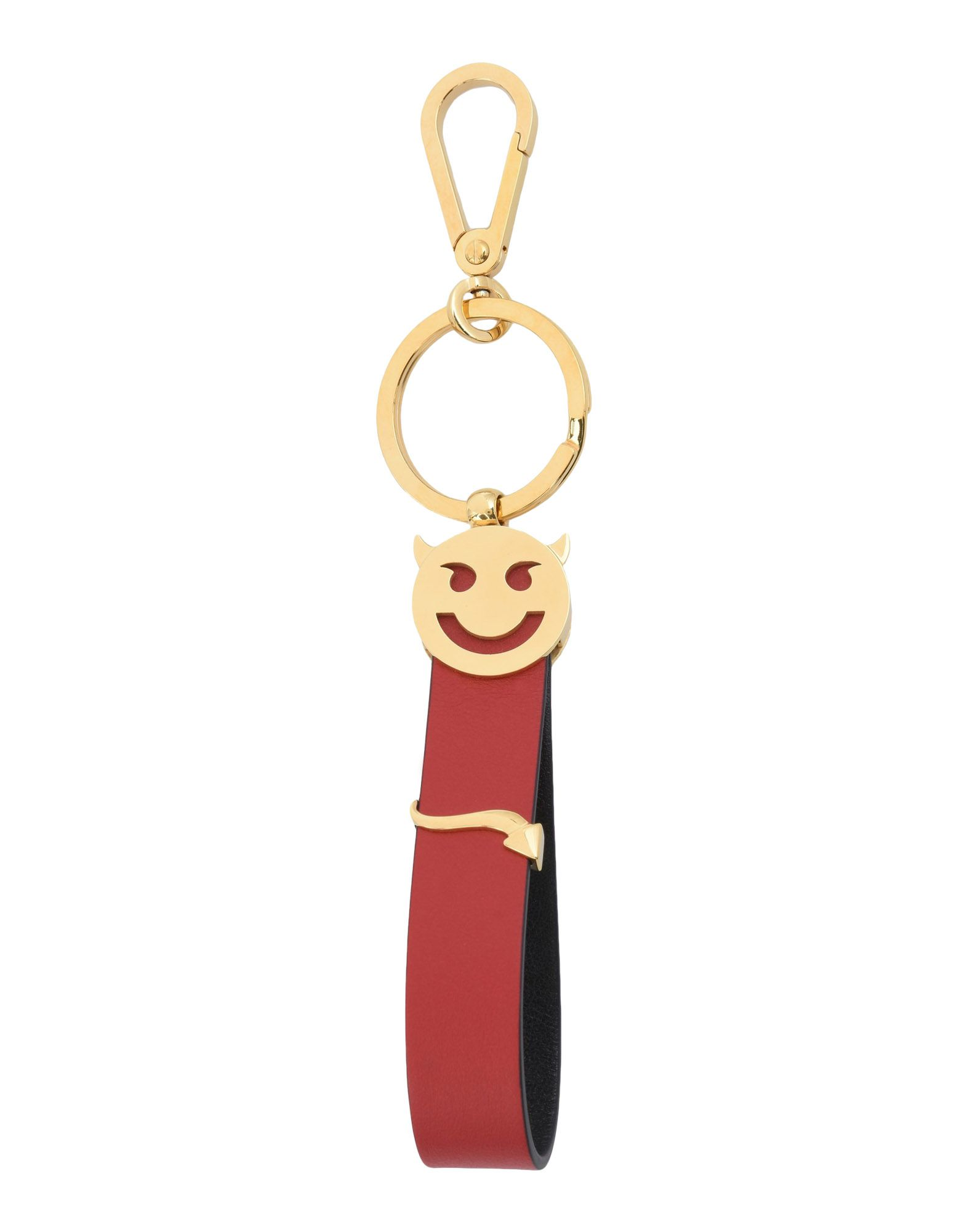 RUIFIER Key Ring in Red
