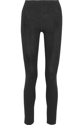 MAJESTIC FILATURES Stretch-jersey leggings