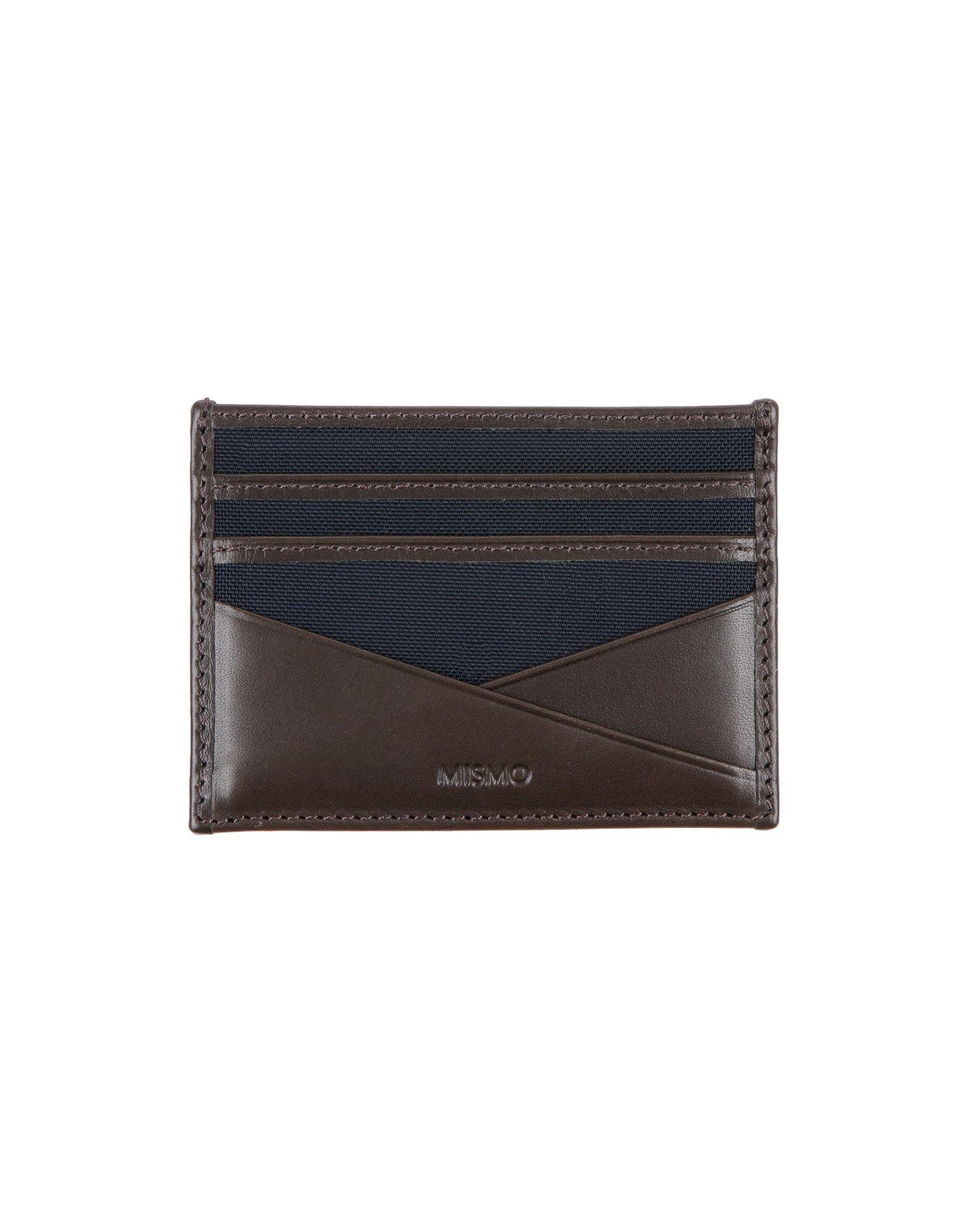 MISMO Бумажник mismo beauty case