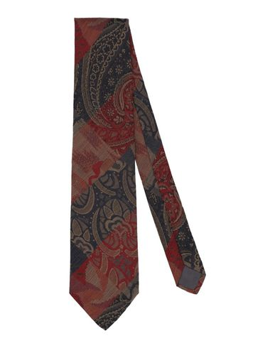 Cravatta Mattone uomo MOSCHINO Cravatta uomo