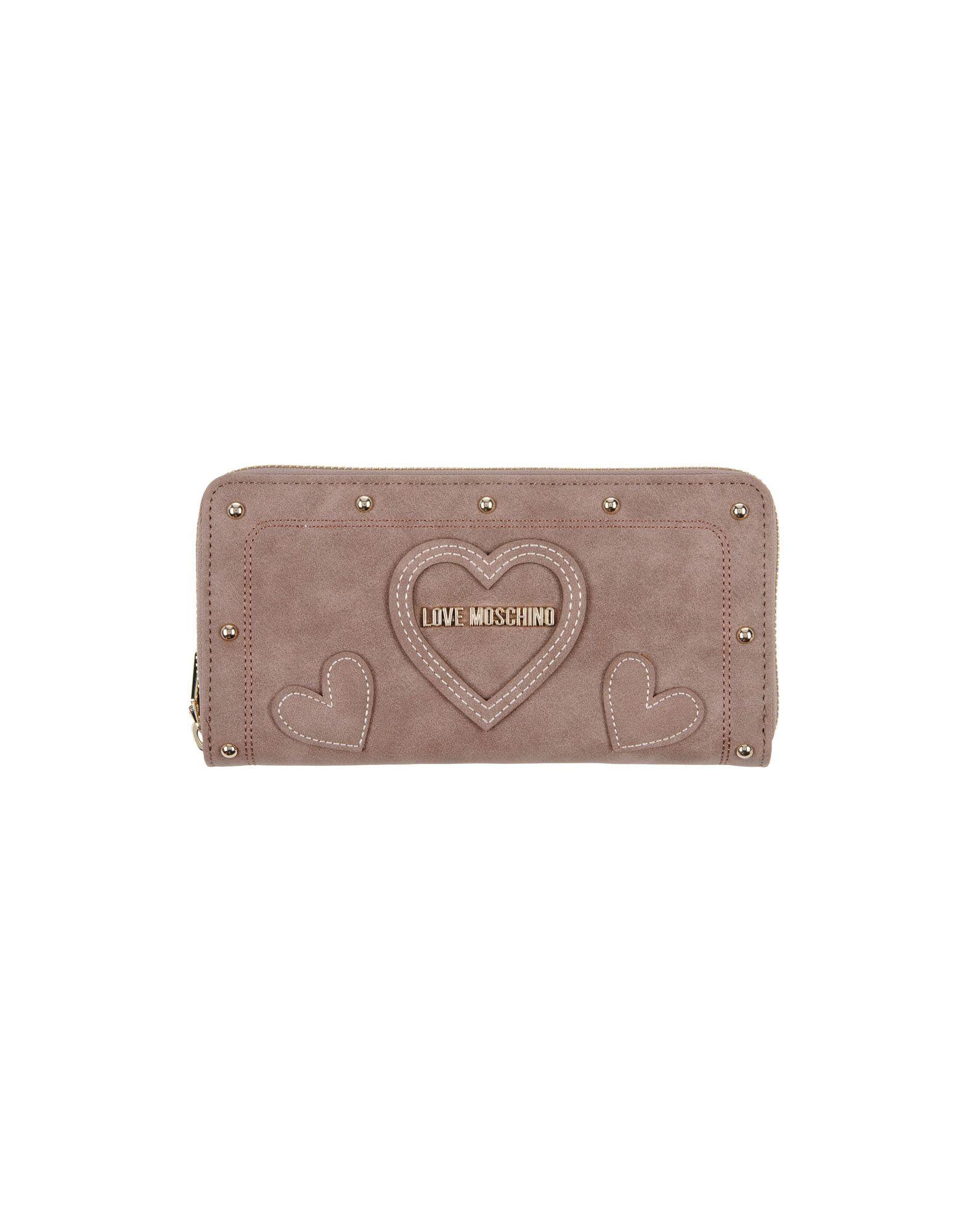LOVE MOSCHINO Бумажник