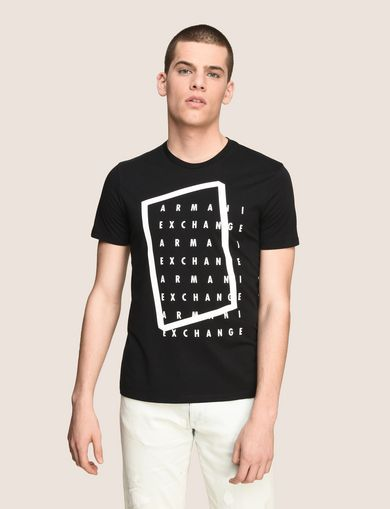 WORDSEARCH LOGO TEE