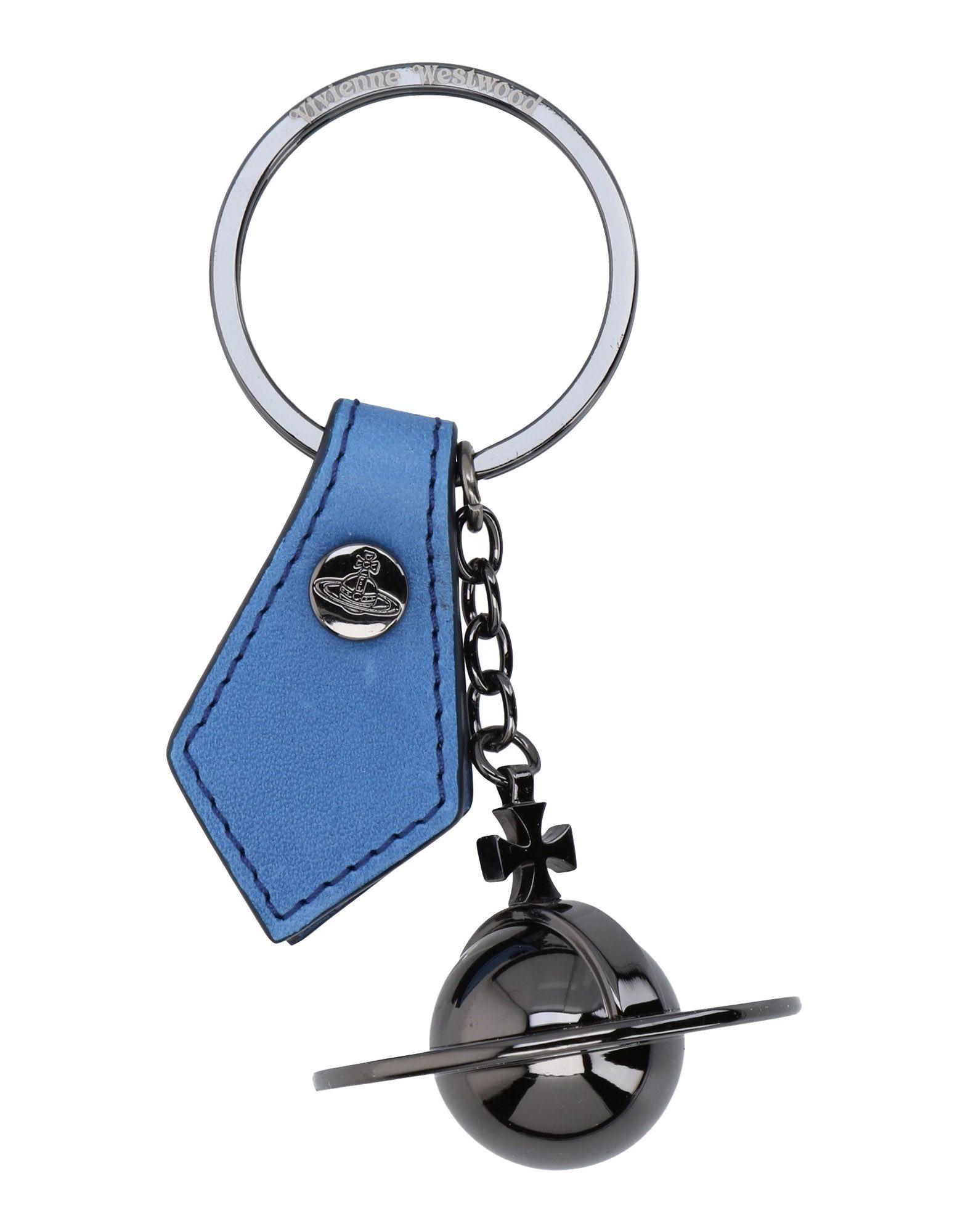 Key Ring, Blue