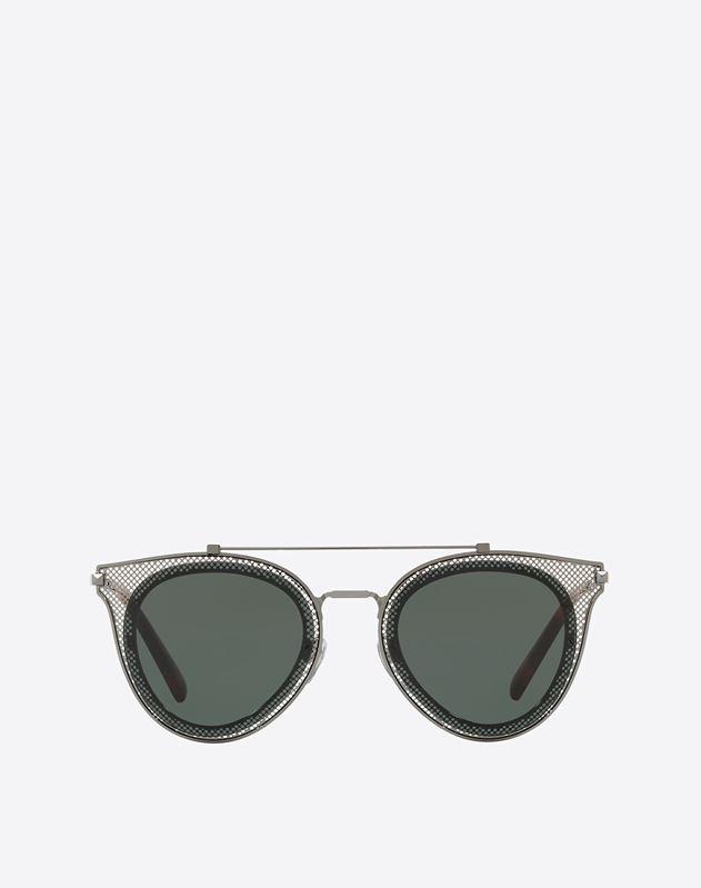 Солнцезащитные очки из металла