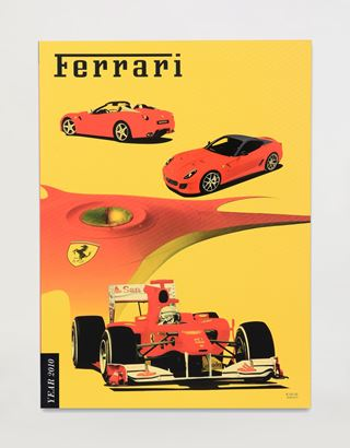 Scuderia Ferrari Online Store - The Official Ferrari Magazine issue 11 - 2010 Yearbook - Yearbooks